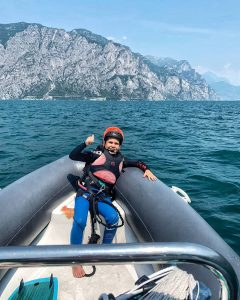 shuttle lift rent kite malcesine gardasee
