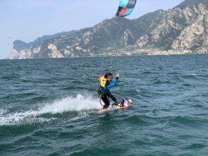 Privatunterricht Kitesurfen